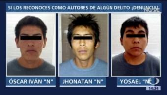 Capturan Sospechosos Secuestro Guerrero Agentes De La Fiscalía General Chilpancingo