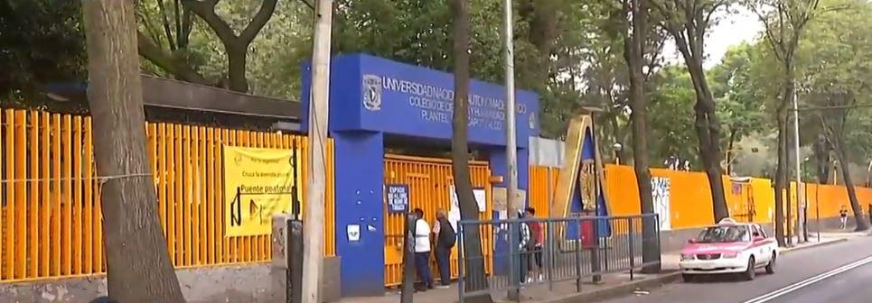 CCH Azcapotzalco mantiene 'paro activo'