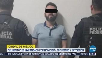 CDMX Investiga El Betito Secuestro Extorsión