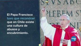 Chile investiga a 139 sacerdotes por abusos sexuales a niños