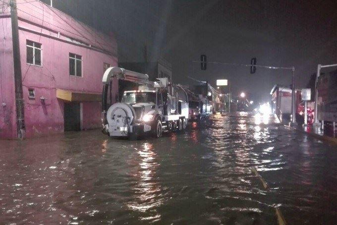 vecinos chimalhuacan afirman inundaciones son frecuentes