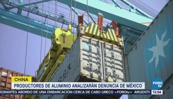 China Evaluará Demanda México Omc Papel Aluminio