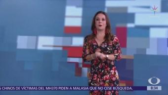 Clima Al Aire Prevén lluvias vespertinas en Valle de Méxco