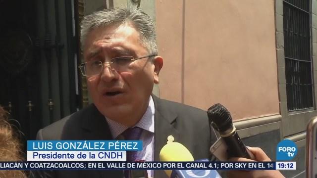 CNDH reconoce a juez que ordena reabrir el caso Tlatlaya