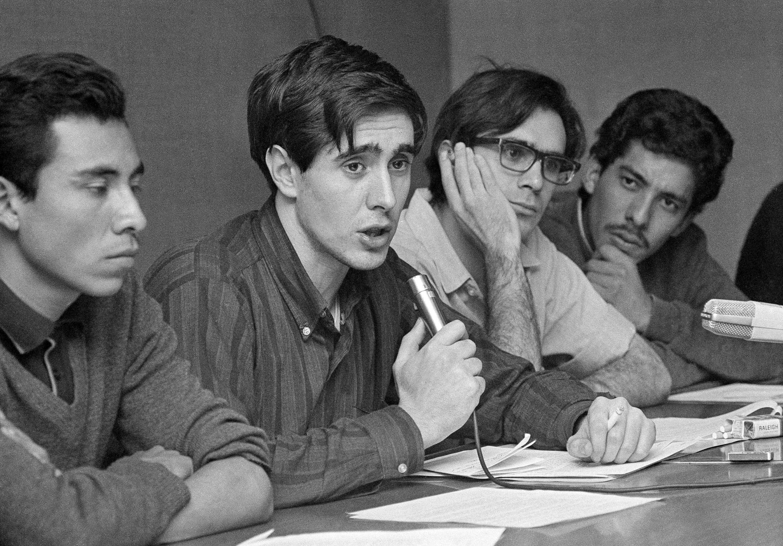 Cesar Perello, Cesar Tirado, Roberto Escudero, Jose Nassar