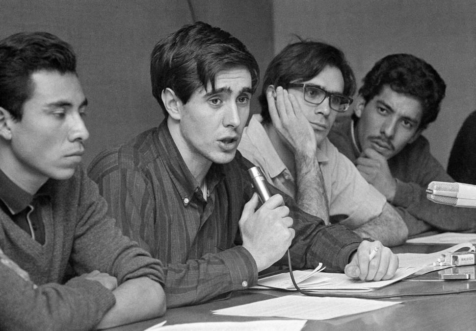Marcelino Perello, Cesar Tirado, Roberto Escudero, Jose Nassar