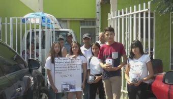 Familias de víctimas de accidente en Nayarit esperan apoyo