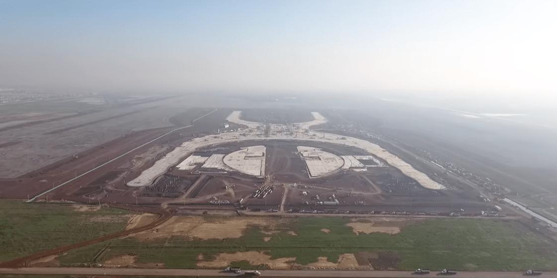 Consulta del nuevo aeropuerto será el 28 de octubre dice Jiménez Espriú