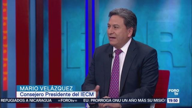 Consulta Ciudadana Del Presupuesto Participativo IECM