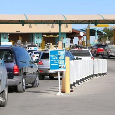 Instalan cámaras de reconocimiento facial en puente internacional entre Tamaulipas y Texas