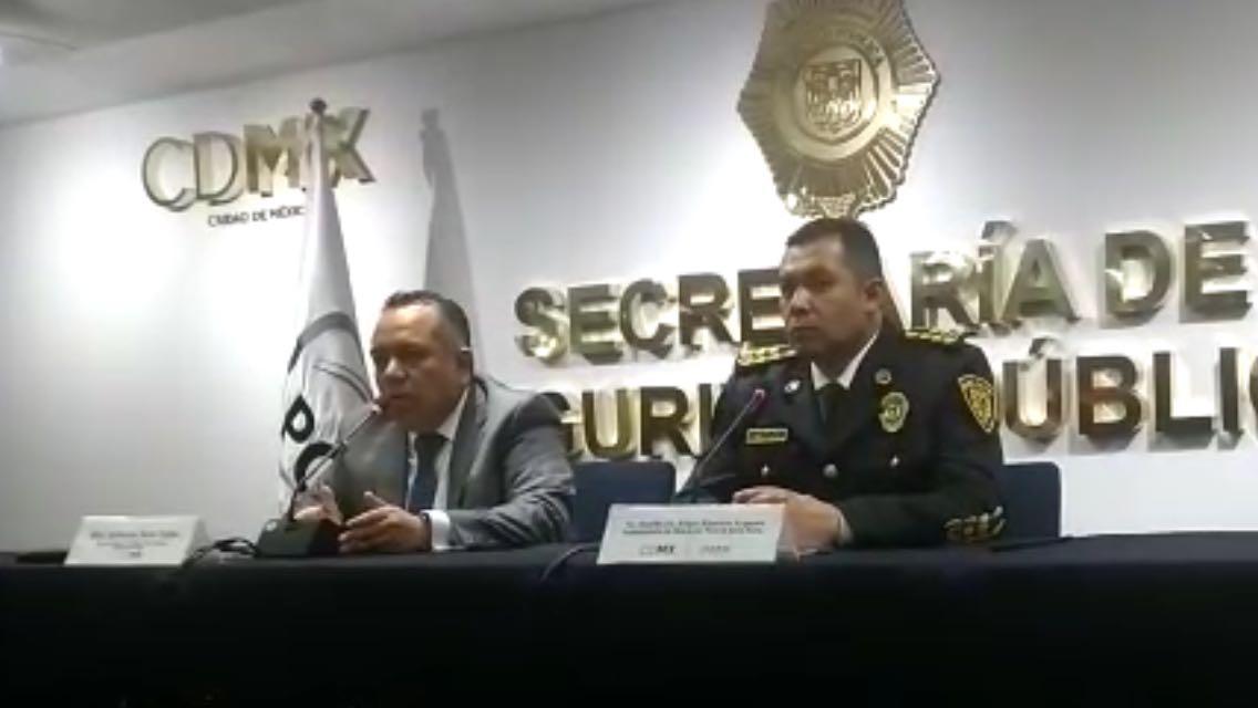 Cuatro policías son investigados por sembrar droga en bar de CDMX