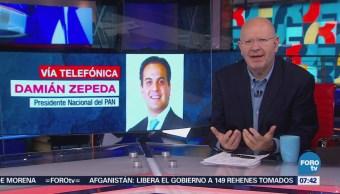 Damián Zepeda: Robo, revocación del triunfo del PAN en Monterrey y Guadalupe