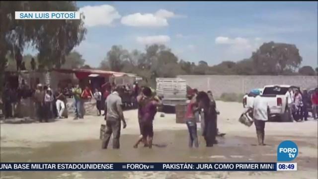 Dan A Conocer Abusos Contra Alumnos San Luis Potosí Primer Ingreso Nivel Superior Novatadas