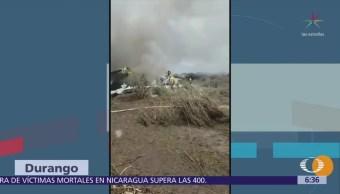 Dan de alta a 72 pasajeros del avión accidentado de Aeroméxico