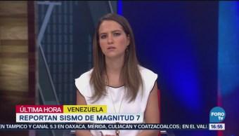 Temblor En Venezuela, Temblor Hoy, Sismo Sacude Venezuela Magnitud 7 Geológico De Estados Unidos, Roberto Mazza
