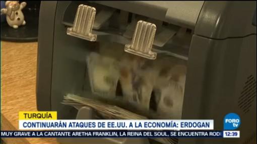 Depreciación Lira Turca Afecta Acciones Wall Street