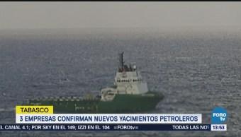 Descubren Nuevos Yacimientos Petroleros Tabasco Derrama