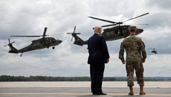 Desfile militar de Trump fue pospuesto por su alto costo