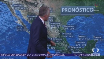 Despierta con Tiempo: Lluvias en Los Cabos por huracán 'John'