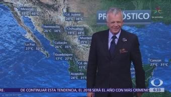 Despierta con Tiempo: Tormentas tropicales 'John' y 'Kristy' convergerán