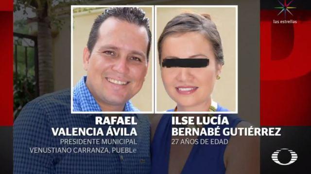 detienen esposa alcalde puebla robo combustible