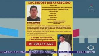 Detienen al presunto asesino de un sacerdote en Michoacán