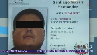 Detienen uno de los hijos de 'El Carrete', líder de 'Los Rojos'