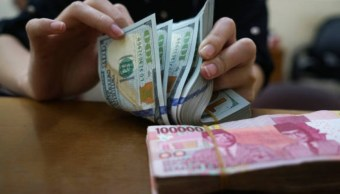 Dólar se vende en 19.30 pesos en bancos de la CDMX