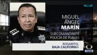 Ejecutan Subcomandante Rosarito Baja California