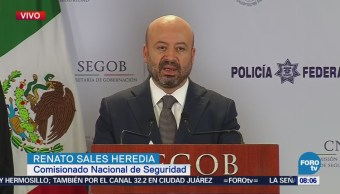 'El Betito' fue capturado junto con su hermano, dice Renato Sales