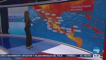 El clima con Mayte Carranco, 13 de agosto de 2018