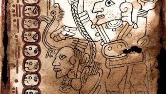 INAH confirma autenticidad de El Códice Maya de México