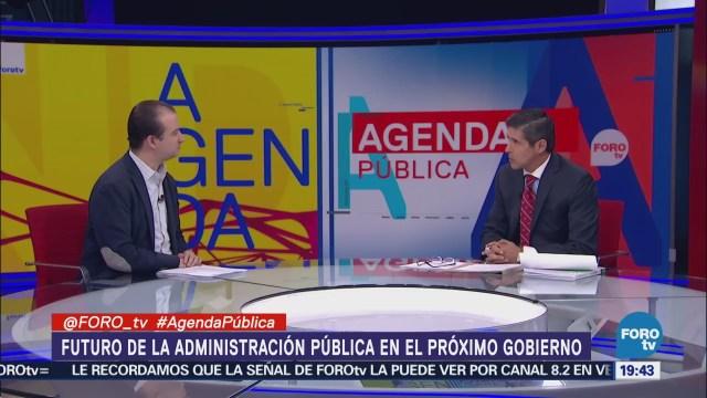 Futuro Administración Pública Próximo Gobierno AMLO