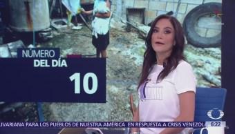 El número del día: 10 generaciones mexicanos más pobres