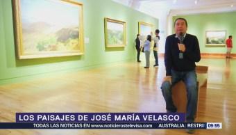 El Valle de México a través paisajista José María Velasco