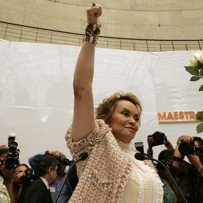 Elba Esther Gordillo, factor autónomo de poder en México