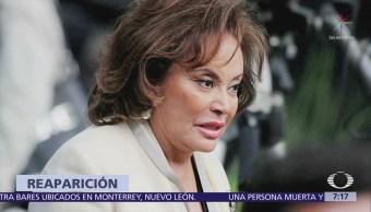 Elba Esther Gordillo ofrecerá este lunes conferencia de prensa