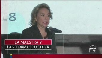 La SNTE y 'a Maestra cómplices de la corrupción