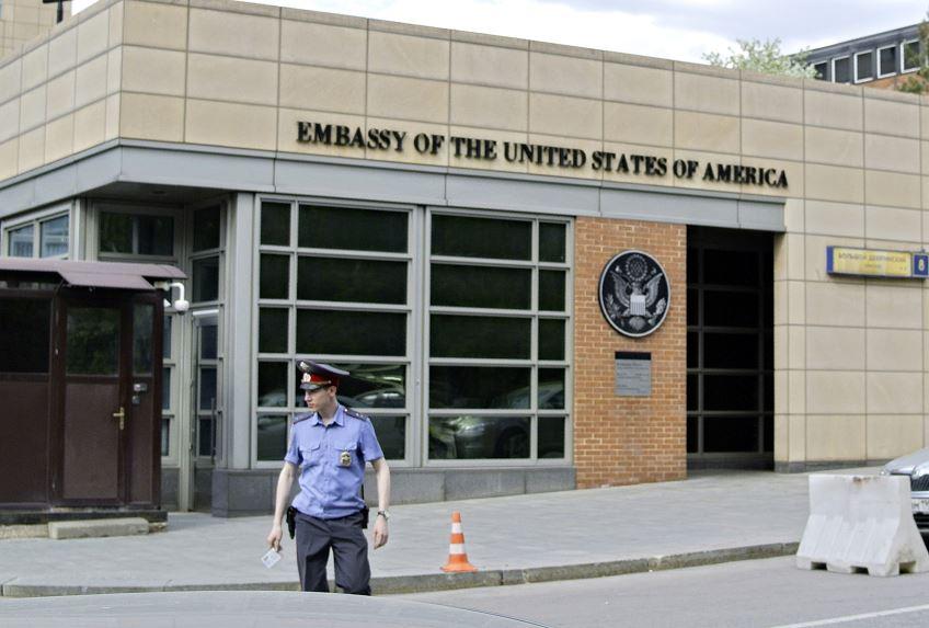 Reportes: Presunta espía rusa trabajaba en Embajada EE.UU. en Moscú