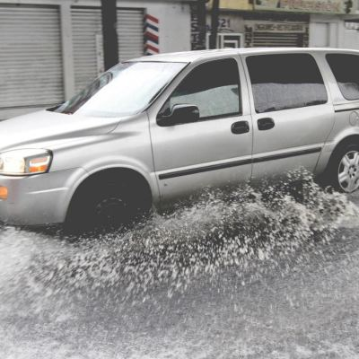 Lluvias provocan severas inundaciones en Campeche