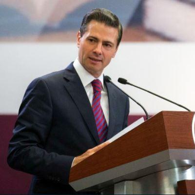 Peña Nieto lamenta muerte de Kofi Annan y resalta aportaciones