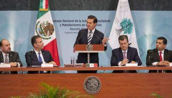 Coparmex llama a EPN a mitigar la inseguridad en México