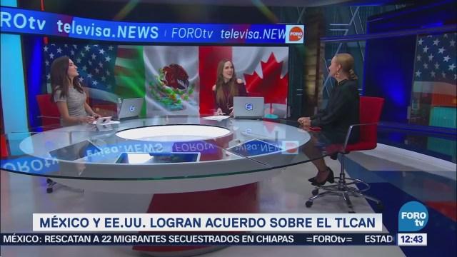 Entendimiento comercial México-EU aún debe pasar por legisladores estadounidenses