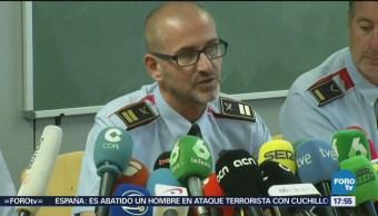 España Alerta Ataque Terrorista Comisaría