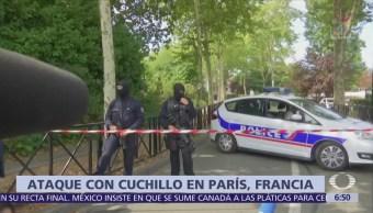 Estado Islámico se adjudica ataque con cuchillo perpetrado en Francia