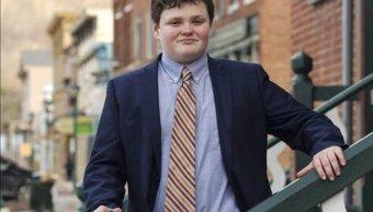 Estudiante de 14 años se postula para gobernador Vermont