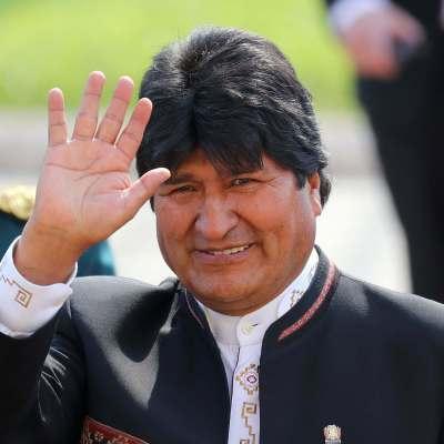 Evo Morales planea crear una ley 'contra la mentira' en medios