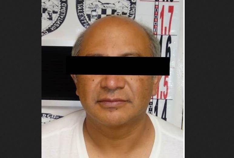 Cae en la CDMX otro exfuncionario vinculado a César Duarte