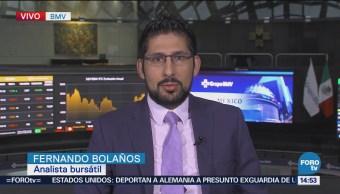 Explican Debilitamiento Dólar Mercados Fernando Bolaños, Analista Bursátil