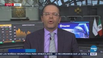 Explican Reacción Mercados Acuerdo Comercial México-Eu Omar Taboada, Director De Análisis